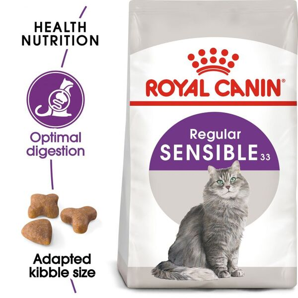 ROYAL CANIN Sensible ЧУВСТВИТЕЛЕН СТОМАХ