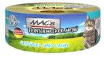 Mac's menu пиле, сьомга и яйца 100 гр.
