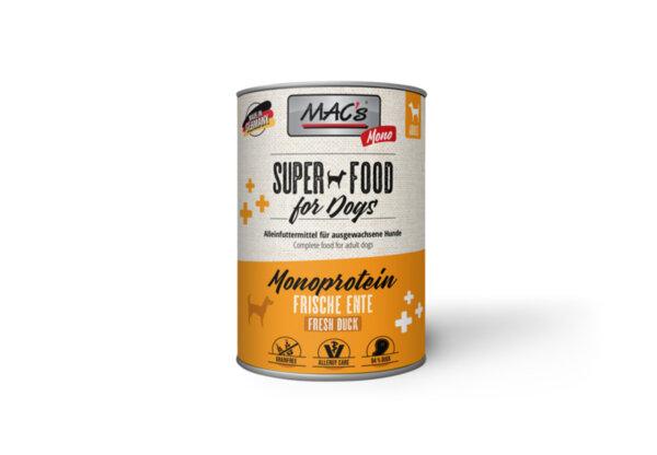 Mac's монопротеин пуйка - храна за чувствителни кучета