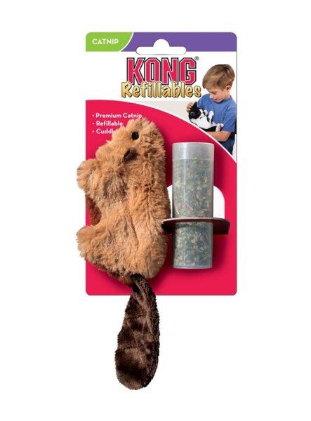 KONG CAT REFILLABLE CATNIP