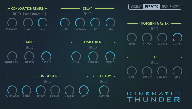 Vir2 Cinematic Thunder: Epic Orchestral Toms