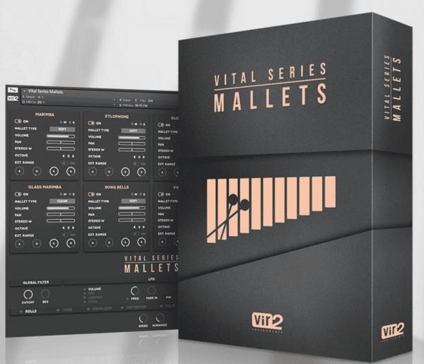 Vir2 Vital Series Mallets Instrument Virtuel