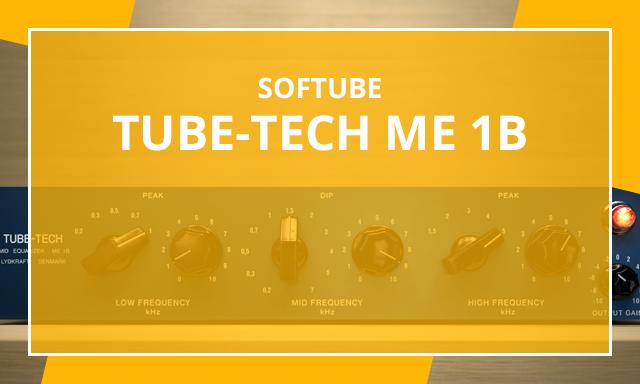 Tube-Tech ME-1B