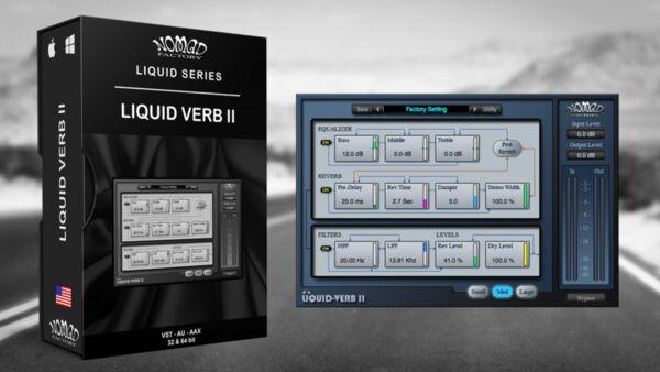 Nomad Factory Liquid Verb II