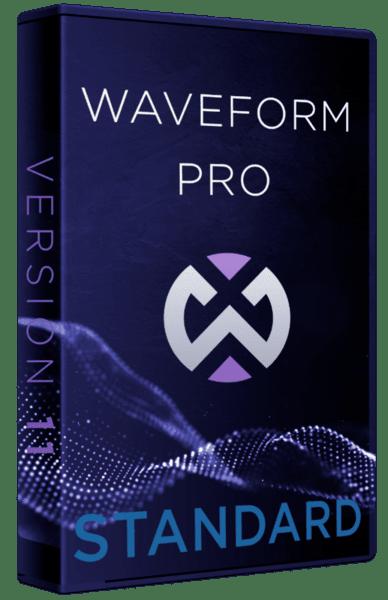Tracktion Waveform Pro 11 Standard Pack