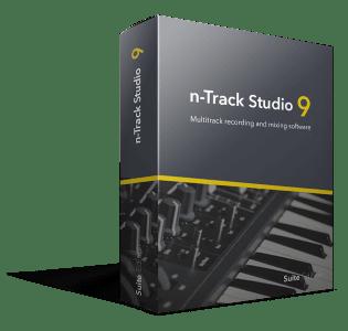 n-Track Studio 9 Suite.