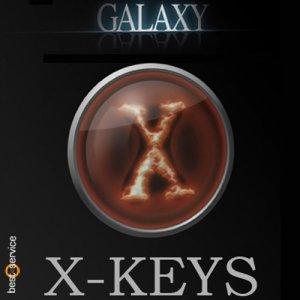 Best Service Galaxy XKeys