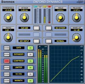Sonnox Dynamics
