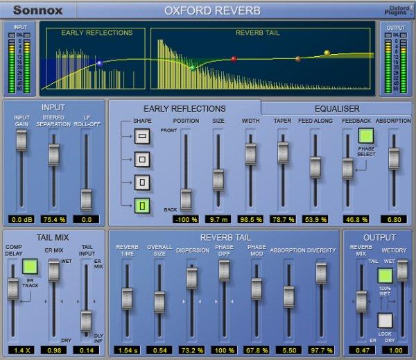 Sonnox Reverb HD