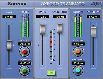 Sonnox Trans Mod HD