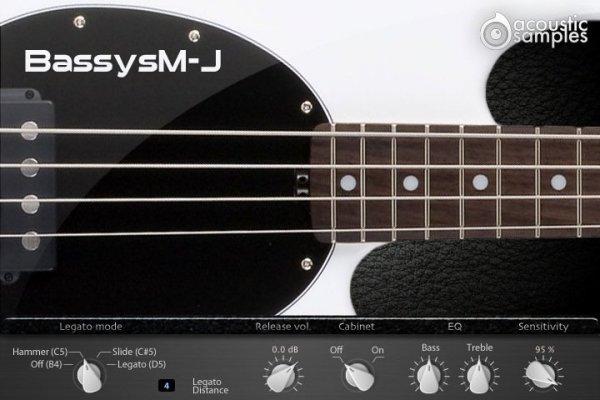 Acousticsamples Bassysm-J
