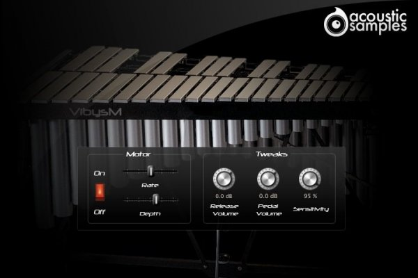 Acousticsamples VibysM