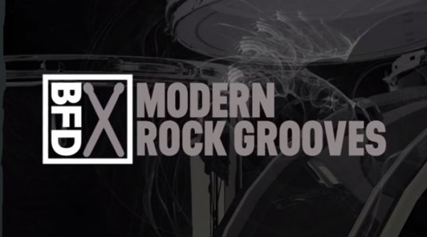 FXpansion BFD Modern Rock Grooves