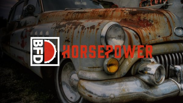 FXpansion BFD Horsepower