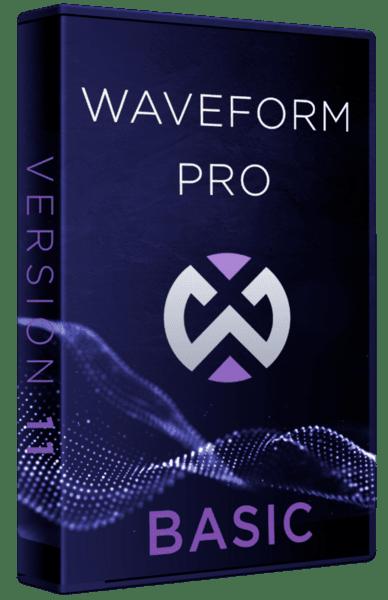 Tracktion Waveform Pro 11 Basic
