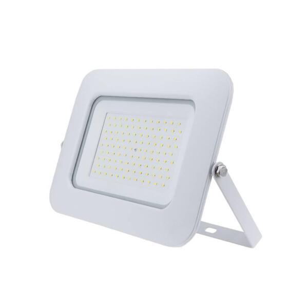 LED SMD ПРОЖЕКТОР БЯЛ 100W AC170-265V 150° IP65 4500K 70CM CABLE