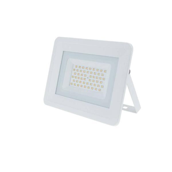 LED SMD ПРОЖЕКТОР БЯЛ 50W AC170-265V 100° IP65 2700K - CLASSIC LINE2