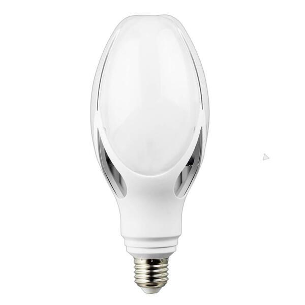 LED КРУШКА E27 180-265V 40W 6000K RA 80 PF 0.9