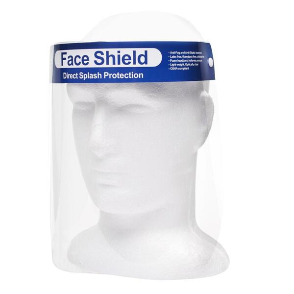 FACE SHIELD - NOT FOR MEDICAL USE
