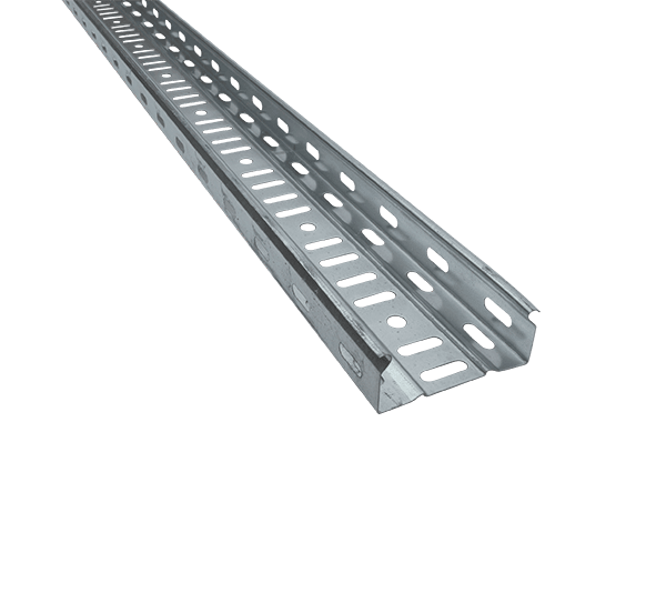 МЕТАЛНА КАБЕЛНА СКАРА CT1 H/40 W/50 T/0,8mm L/2500mm