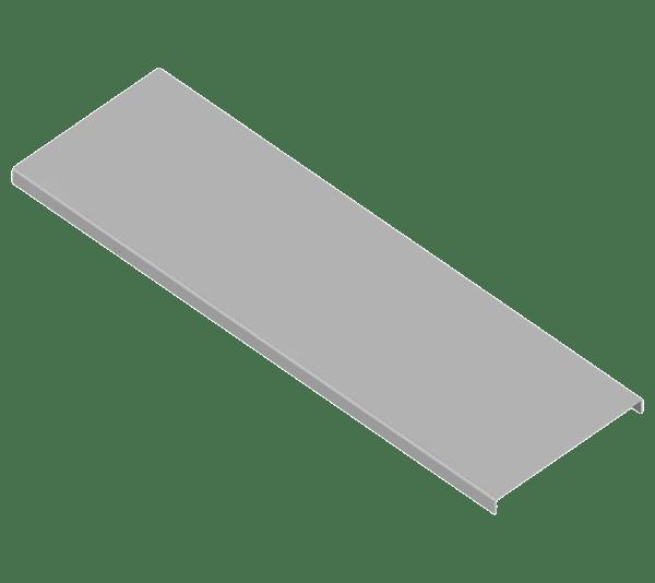 КАПАК ЗА КАБЕЛНА СКАРА CT1 H/10 W/50 T/0,8mm L/2500mm