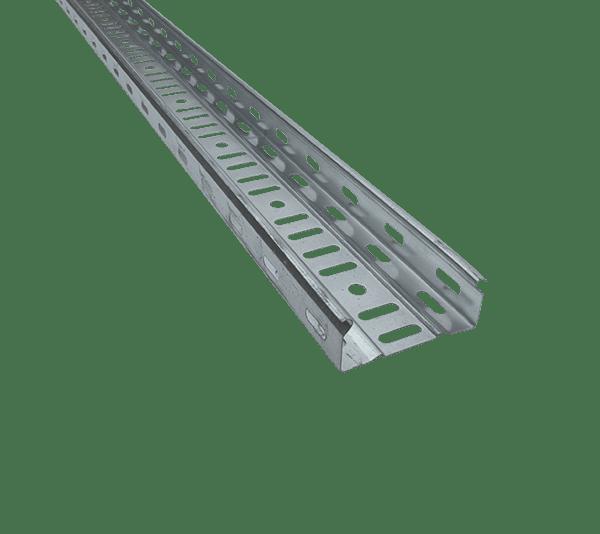 МЕТАЛНА КАБЕЛНА СКАРА CT1 H/40 W/100 T/0,8mm L/2500mm