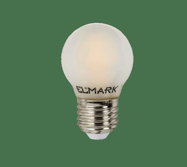 ДИМИРУЕМА LED КРУШКА GLOBE G45 FILAMENT 4W E27 2700K