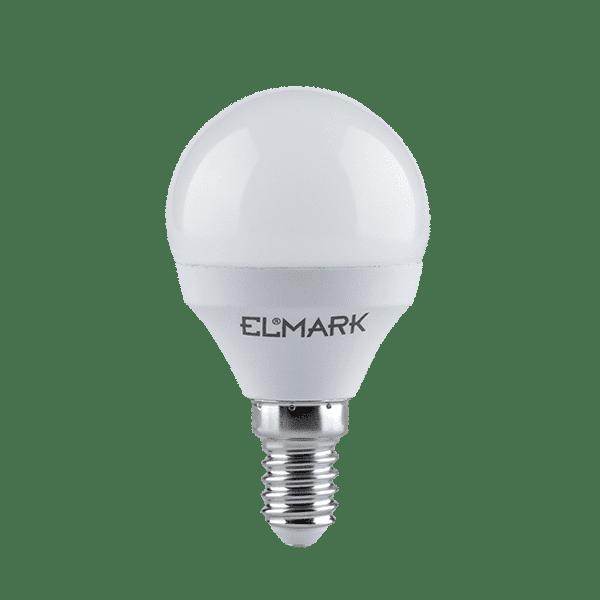 LED КРУШКА GLOBE G45 6W E14 230V 6400K