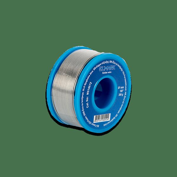 ТИНОЛ Ф1.0mm 200g 60/SN 40/PB