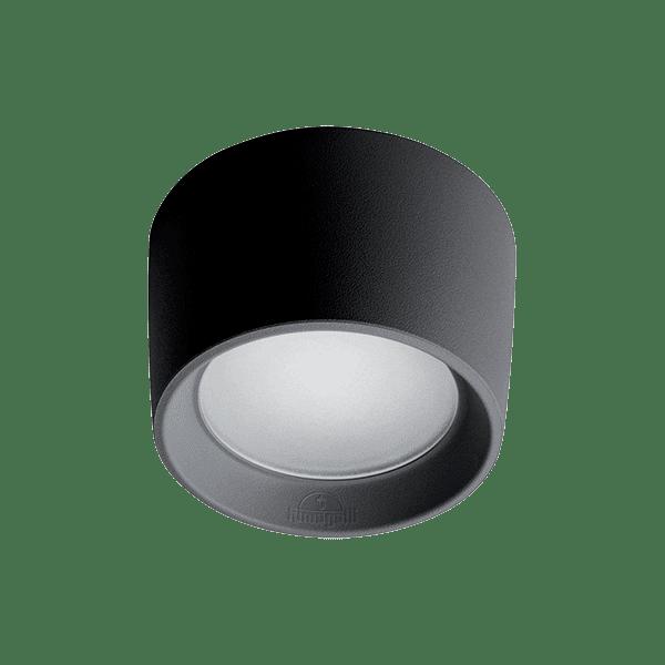 LED ПЛАФОН LIVIA 160 10W CCT IP55 ЧЕРЕН