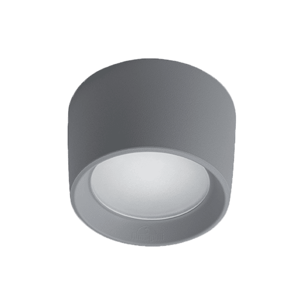 LED ПЛАФОН LIVIA 160 10W CCT IP55 СИВ
