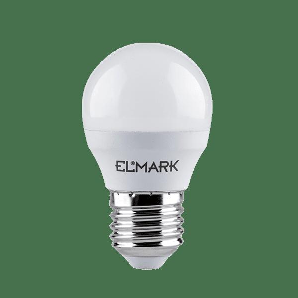LED КРУШКА GLOBE G45 6W E27 230V 6400K