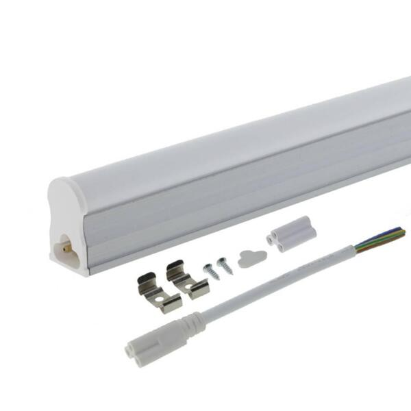 LED ПУРА T5 31 CM 4W/220V MAT 2800K