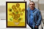 Вълшебните слънчогледи на ван Гог