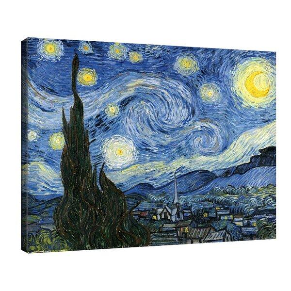 Винсент Ван Гог - Звездна нощ №11026