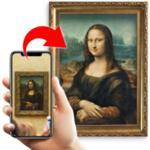 Картина по Ваша снимка Мона Лиза