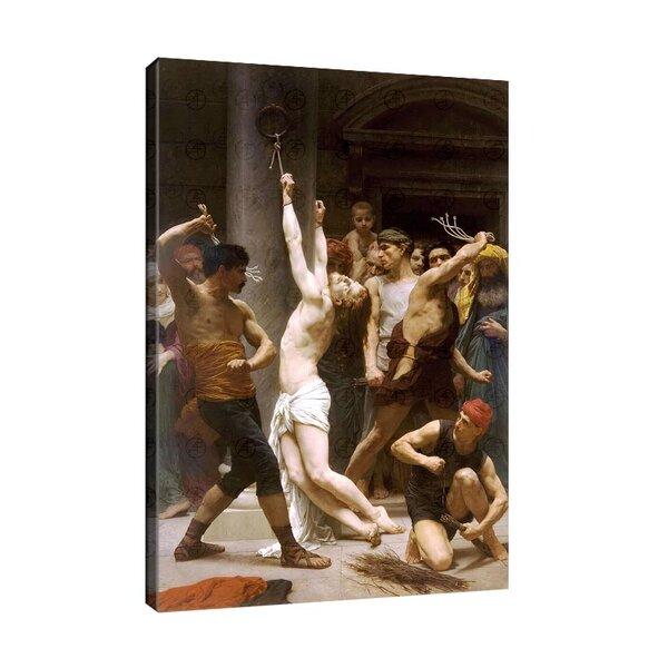 Уилям Бугеро - Бичуването на Христа №11054