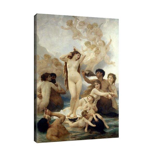Уилям Бугеро - Раждането на Венера №11073