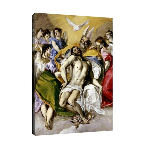 Ел Греко - Светата Троица №11083