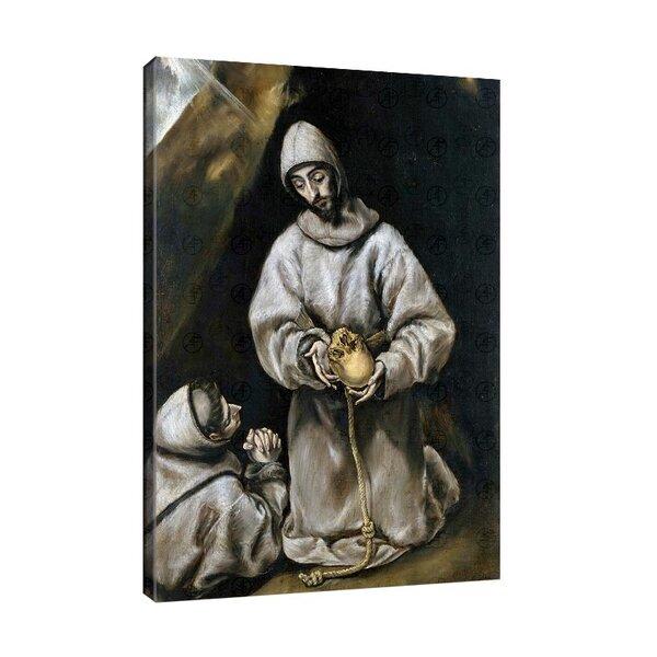 Ел Греко - Свети Франциск в размишление №11084