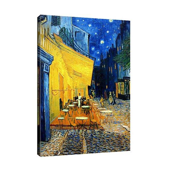 Ван Гог - Тераса на нощно кафене №11087