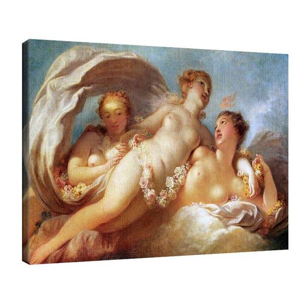 Жан-Оноре Фрагонар - Трите грации №11092