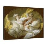 Жан-Оноре Фрагонар - Прекрасният слуга №11095