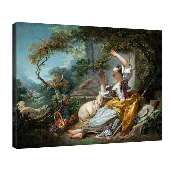 Жан-Оноре Фрагонар - Пастирка №11100