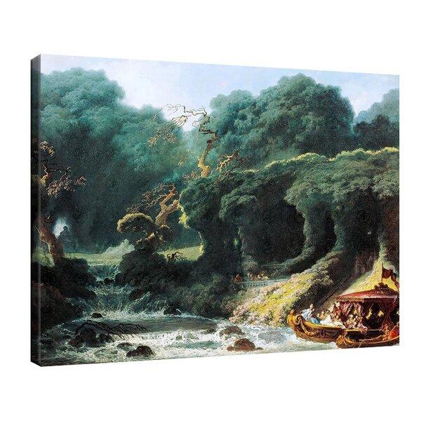 Жан-Оноре Фрагонар - Островът на любовта №11102