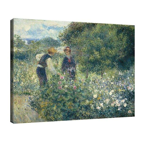 Пиер-Огюст Реноар - Избор на цветя №11118