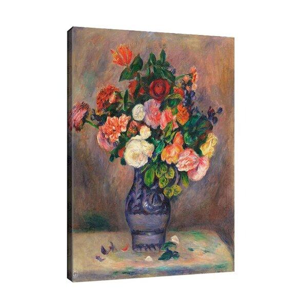 Пиер-Огюст Реноар - Цветя във ваза №11120