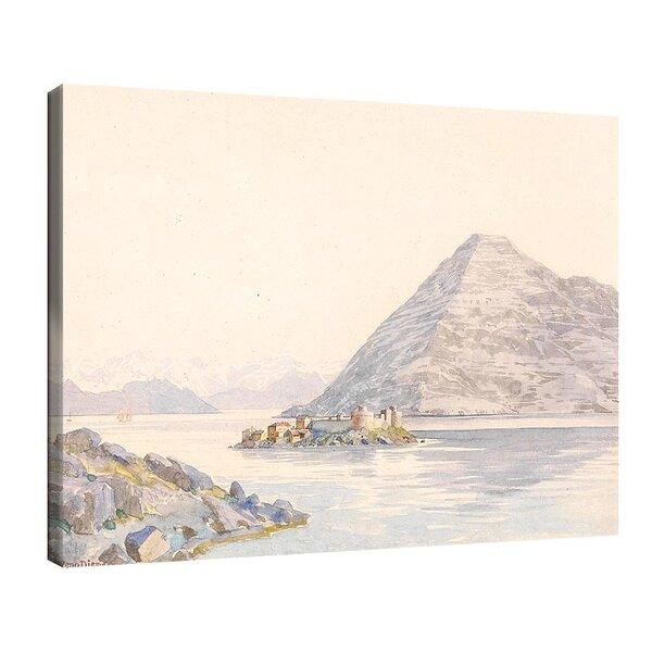 Михаел Димер - Изглед към залива на Котор №11135