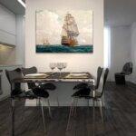 Михаел Димер - Изглед към залива на Котор №11135-Copy