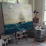 Михаел Димер - Тримастър в открито море №11147-Copy